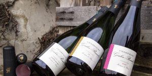 Champagne Goulin-Roualet - Nouveaux habillages 2017