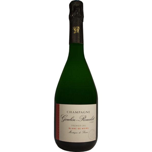 Champagne Goulin-Roualet - Cuvée Blanc de Noirs