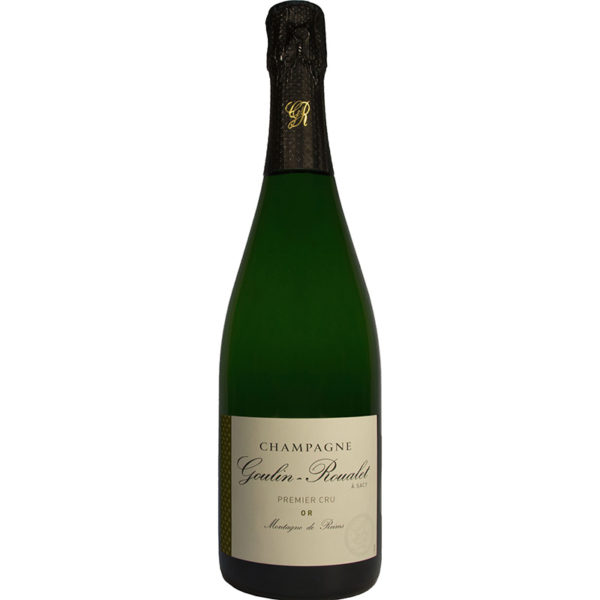 Champagne Goulin-Roualet - Cuvée Or